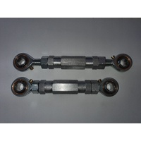 XVS1300 Fully Adjustable Lowering Links - Stock to 3.5""