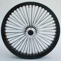 "Big Boi 21"" Fat Spoke Front Wheel UNAVAILABLE UNTIL OCTOBER 2020"